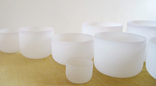 Crystal Bowls Samayaa Collection